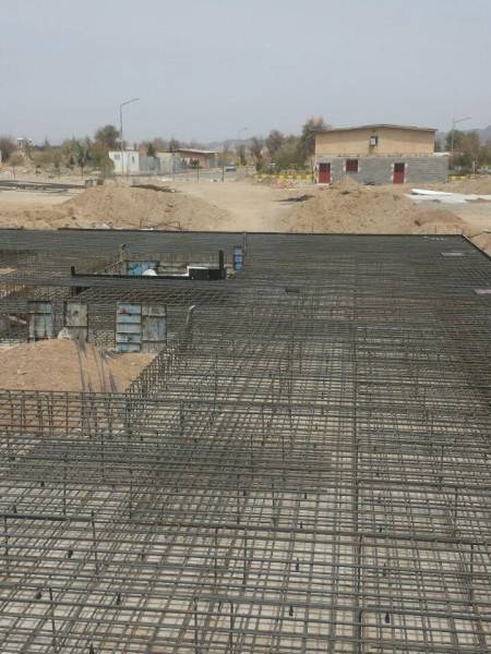 Zahedan 40 Residential Units Project