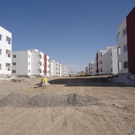 Area Construction for Mehr Housing Project in Ramshar